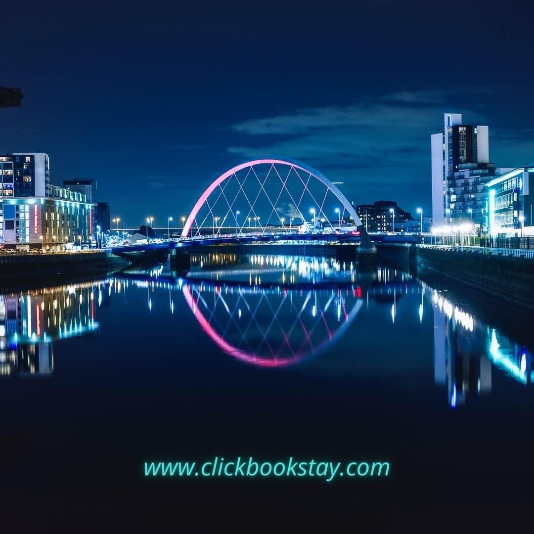 Clyde Arc Glasgow Instagram Photo