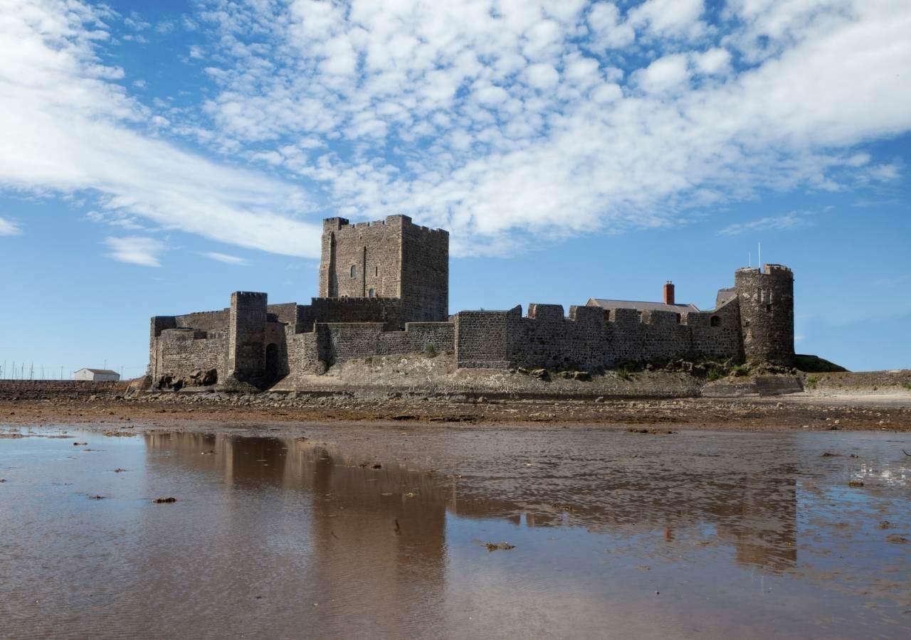 Carrickfergus Castle County Antrim