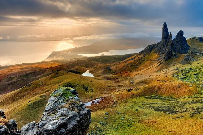 sky scotland holiday ideas uk