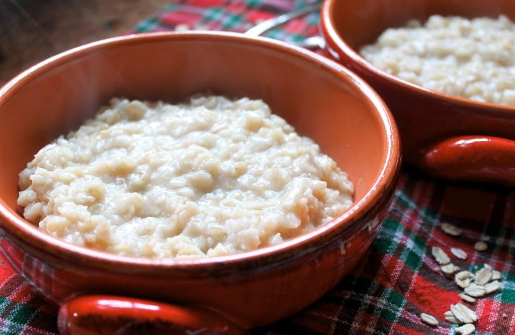 Traditional Scottish Porridge Christinascucina