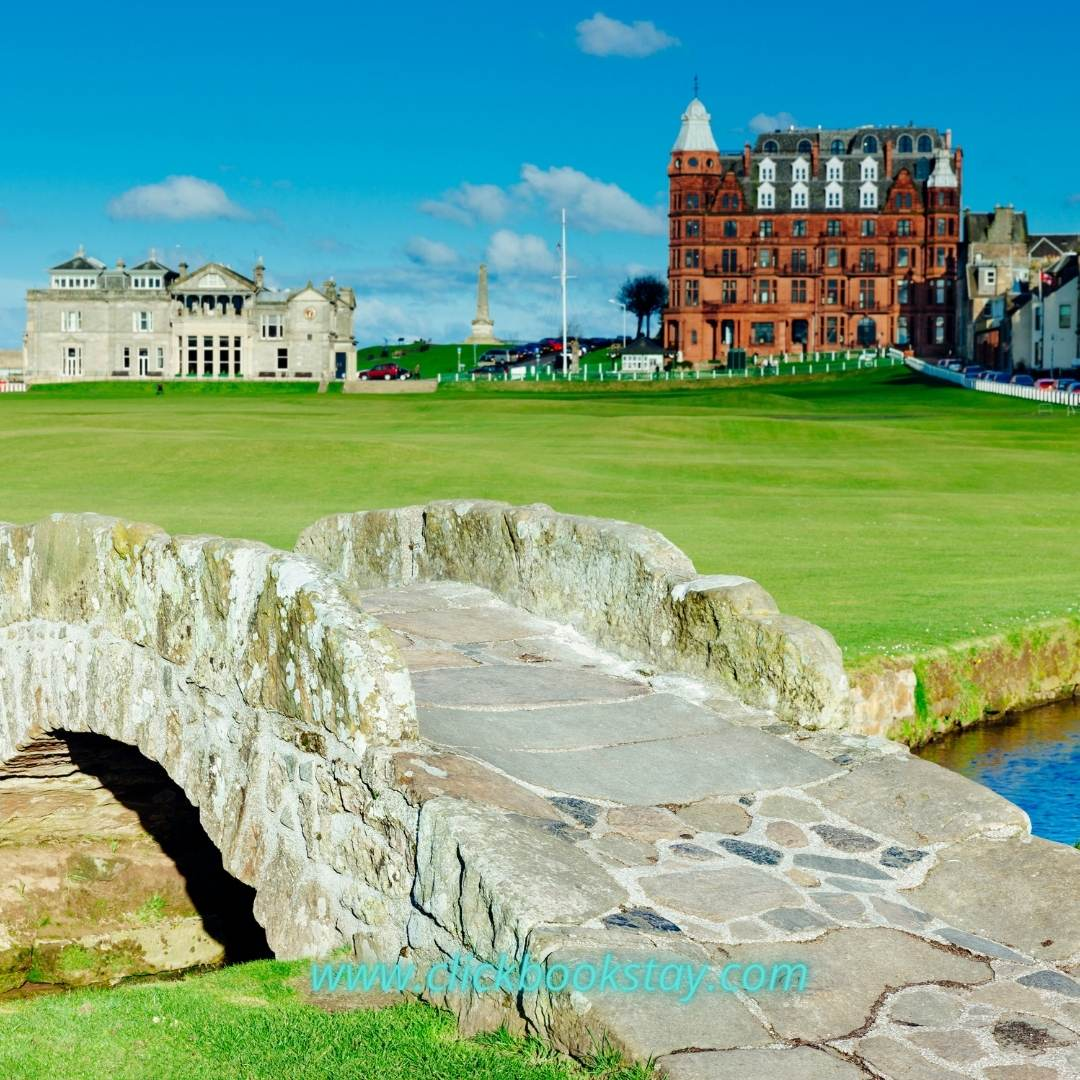 Old Course St Andrews Instagram Photo