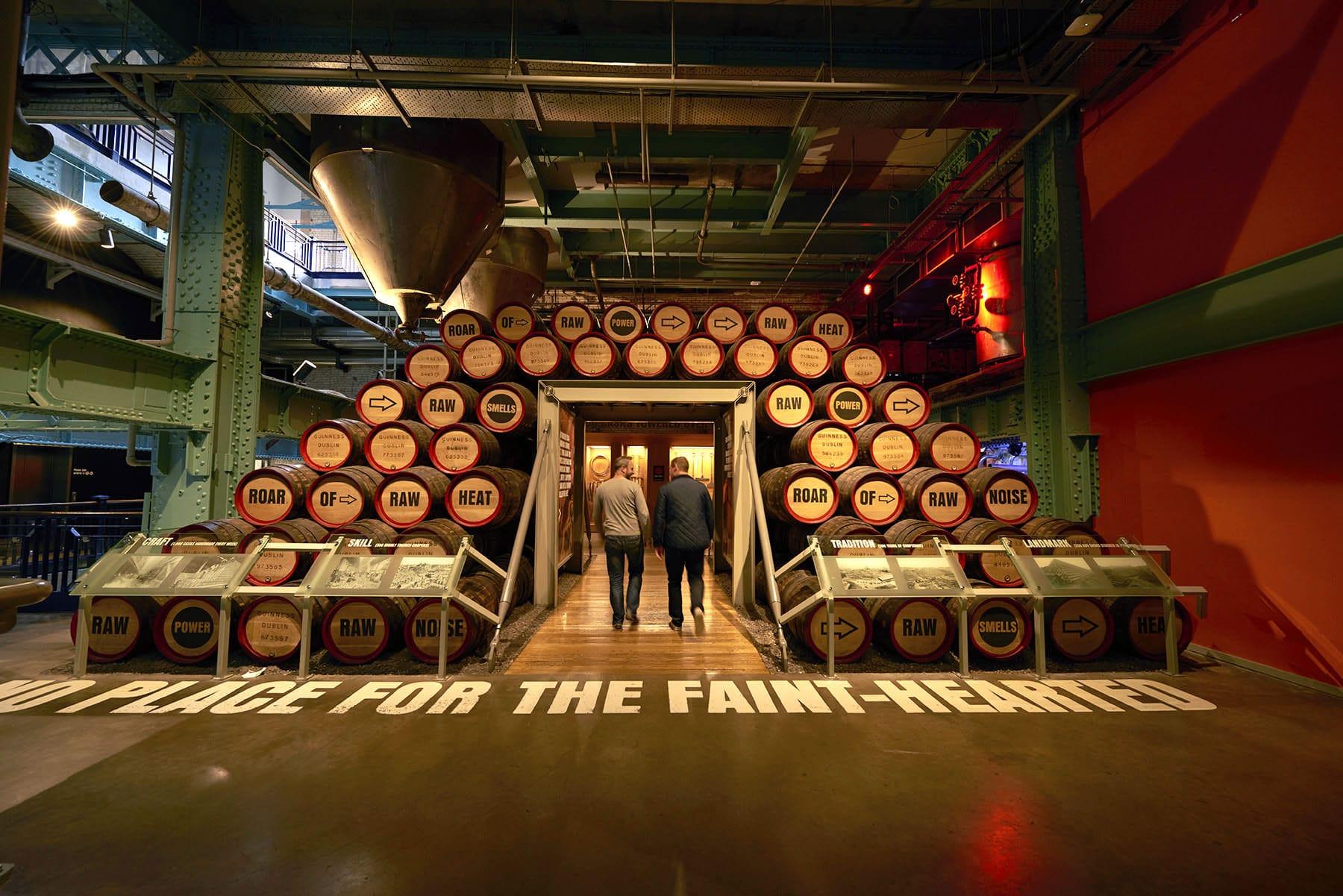 Guinness Factory Dublin Ireland