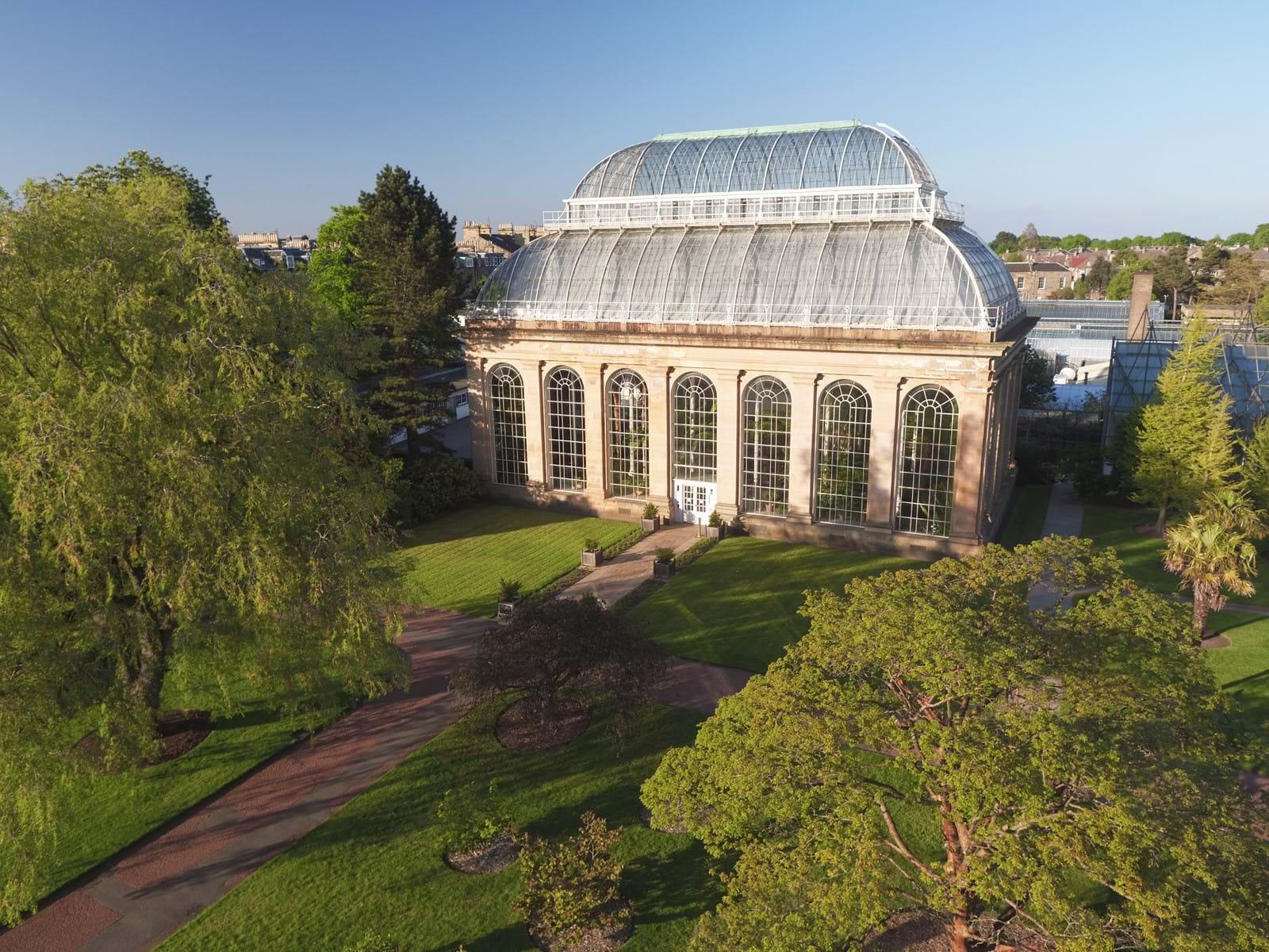 Edinburgh Royal Botanic Gardens