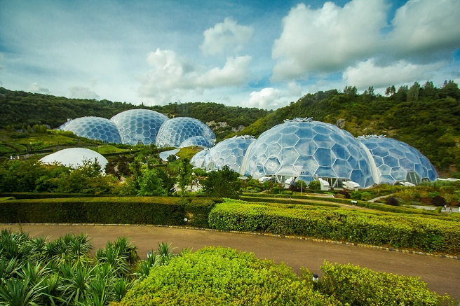 cornwall eden project holiday ideas uk