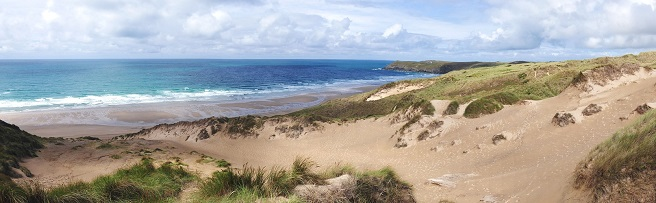 murlough nature reserve nothern ireland holiday ideas uk