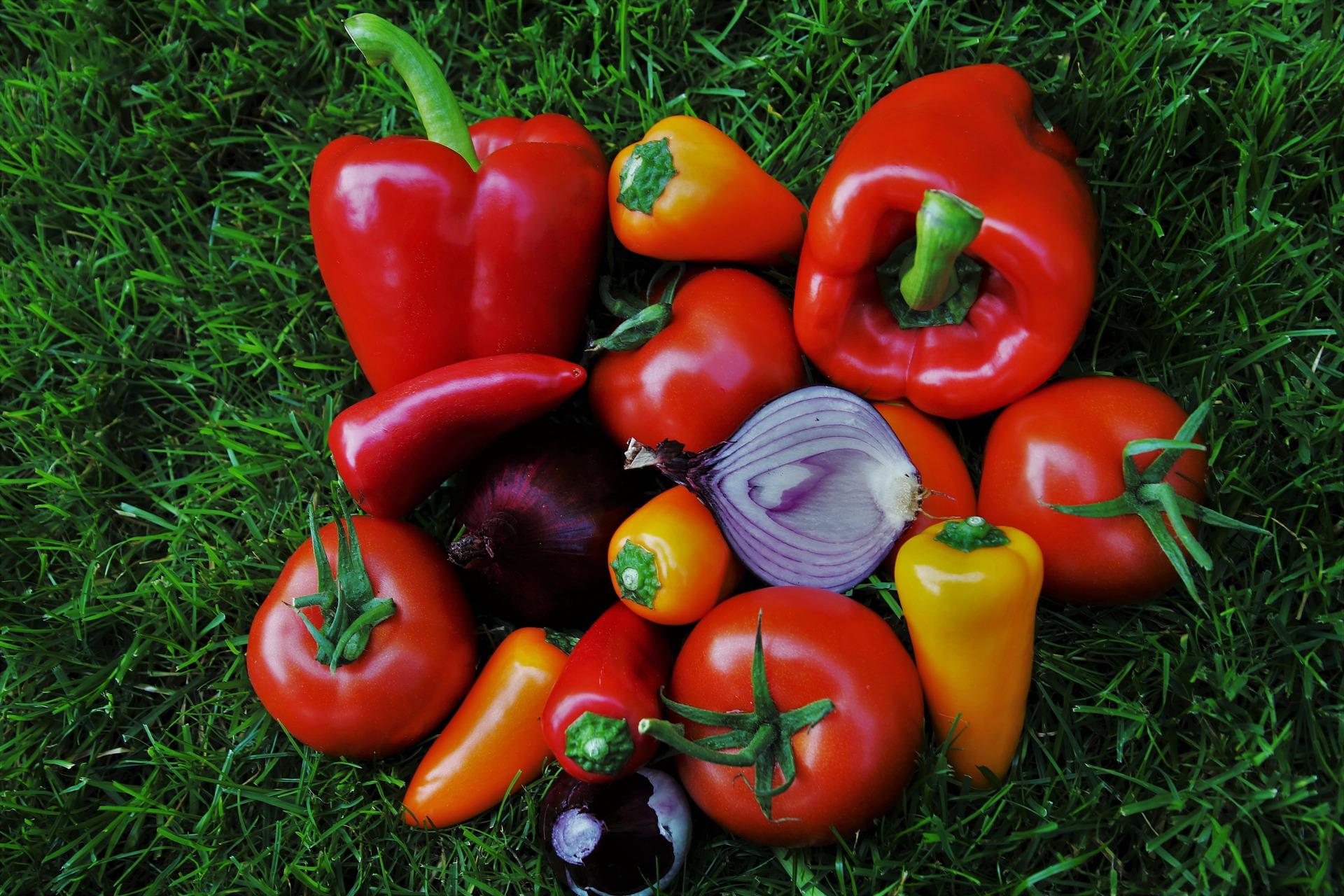 Paprika peppers ingredients packaging free