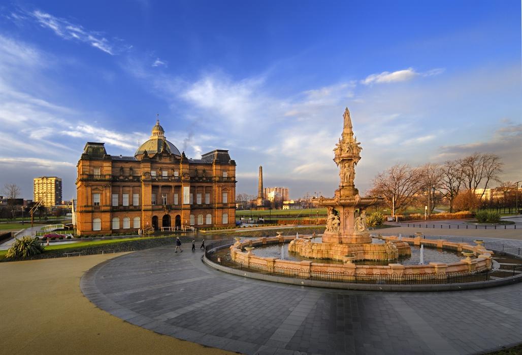People's Palace Glasgow Green Scotland