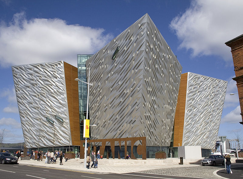 Titanic Belfast Nothern Ireland