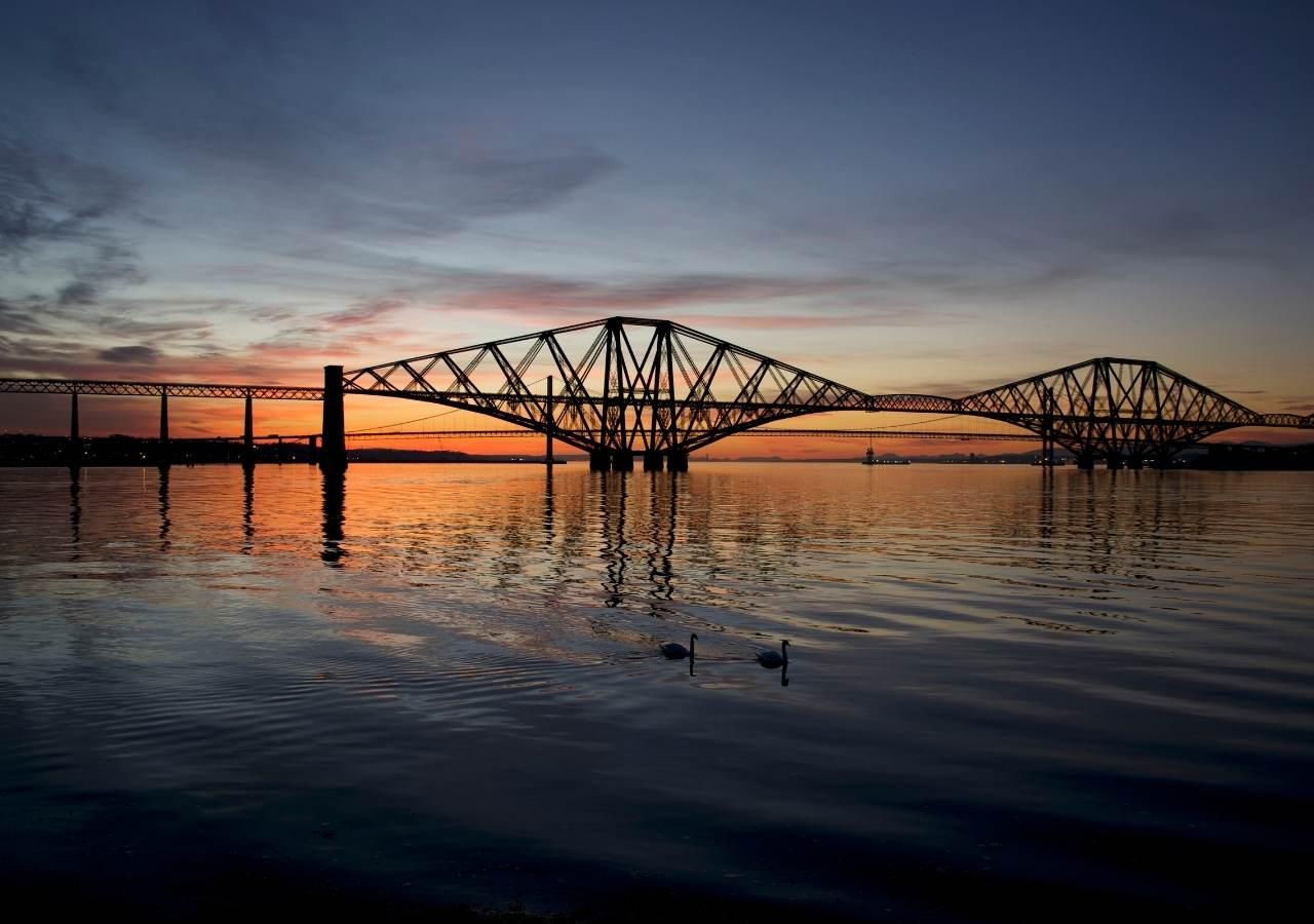 Two Forth Road Bridges