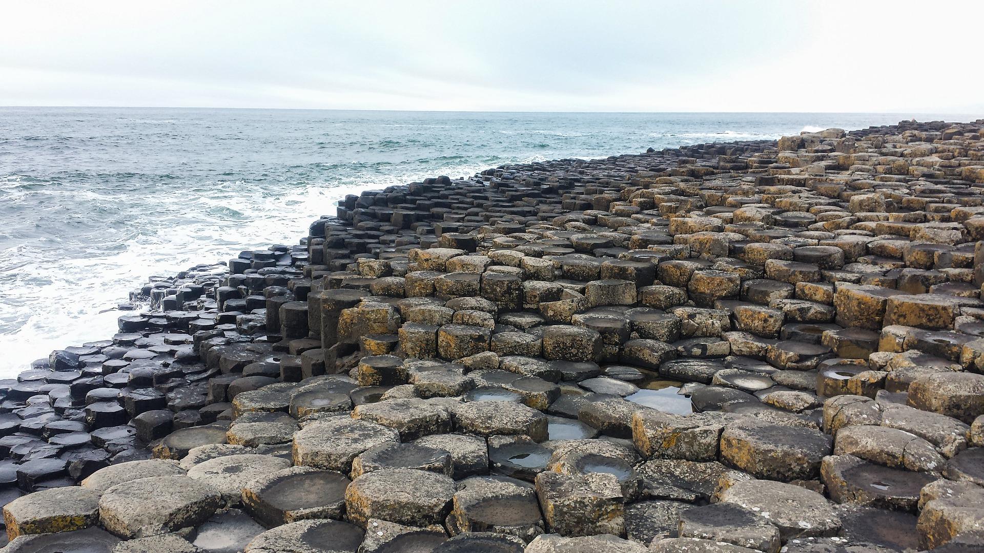 Giant's Causeway Coast Norther Ireland County Antrim