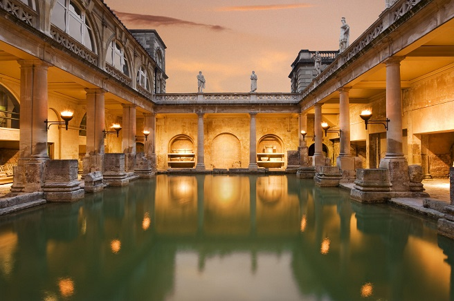 roman baths bath uk holiday inspiration