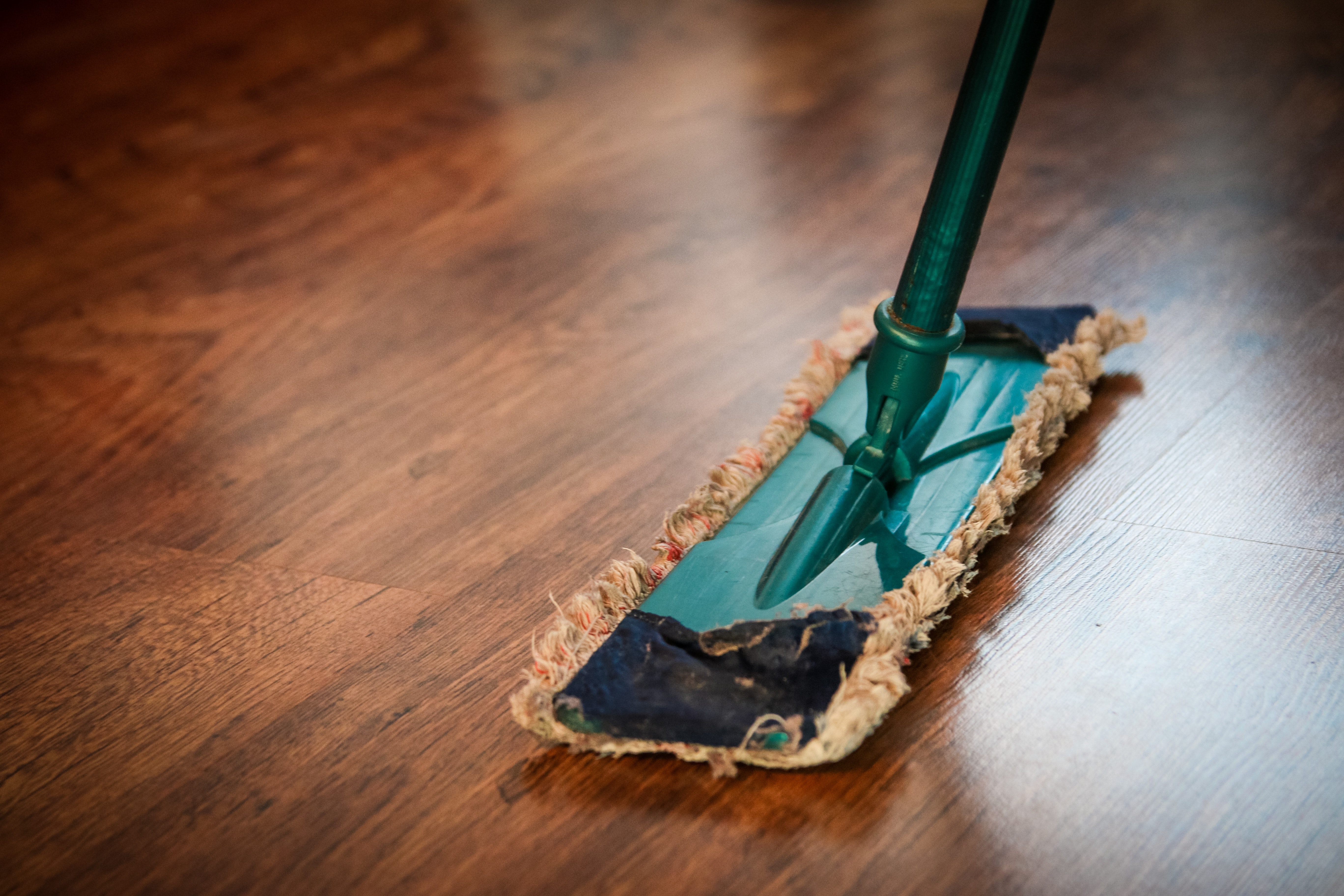 mop cleaning housekeeping rules for holiday lets