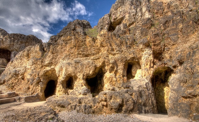 great orme bronze age copper mine holiday ideas uk