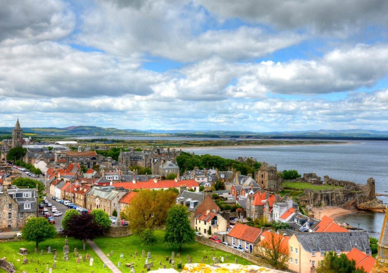 St Andrews and Tentsmuir Forest