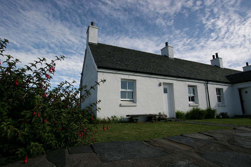 An Rubha Cottage Easdale