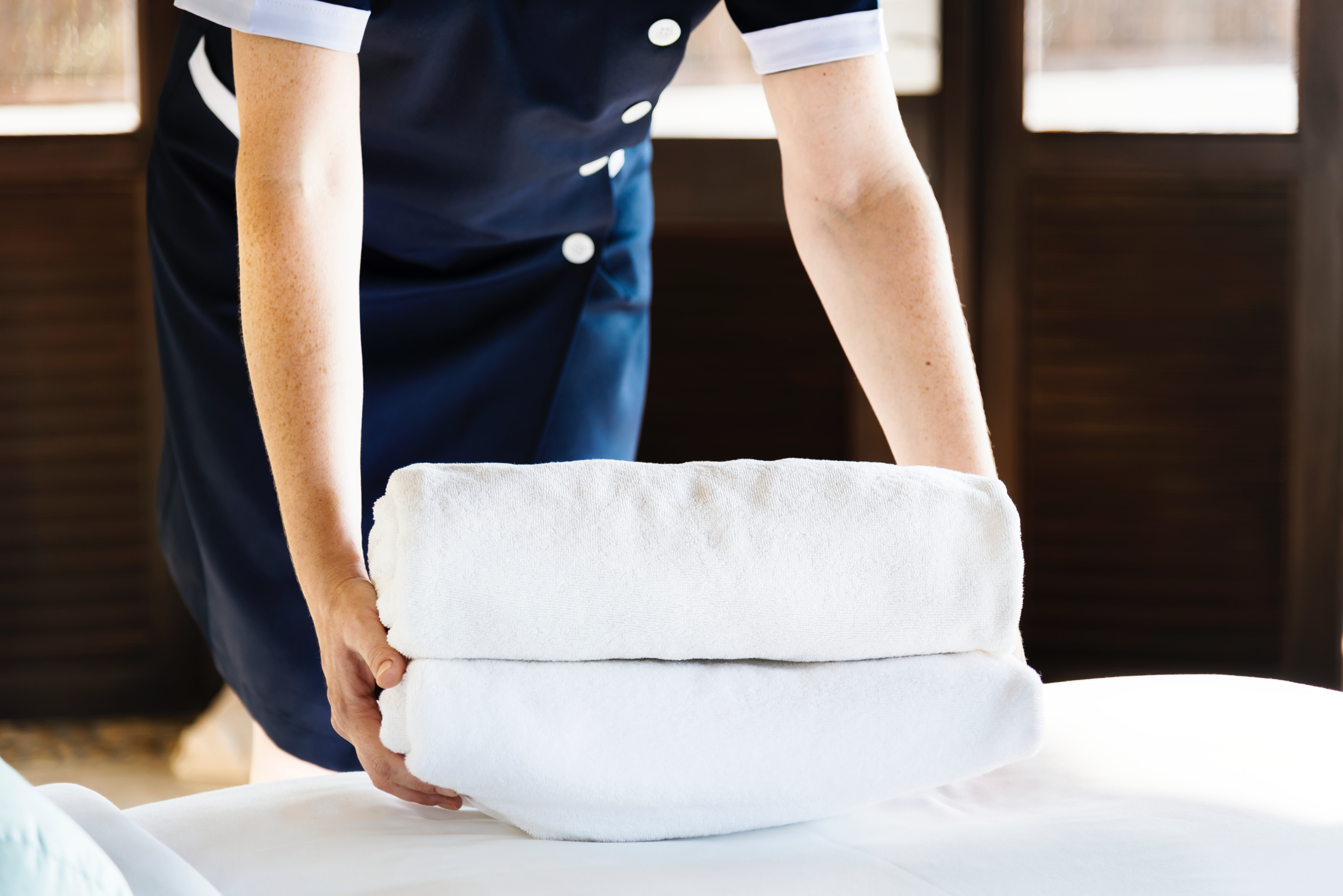 housekeeper final touch towels