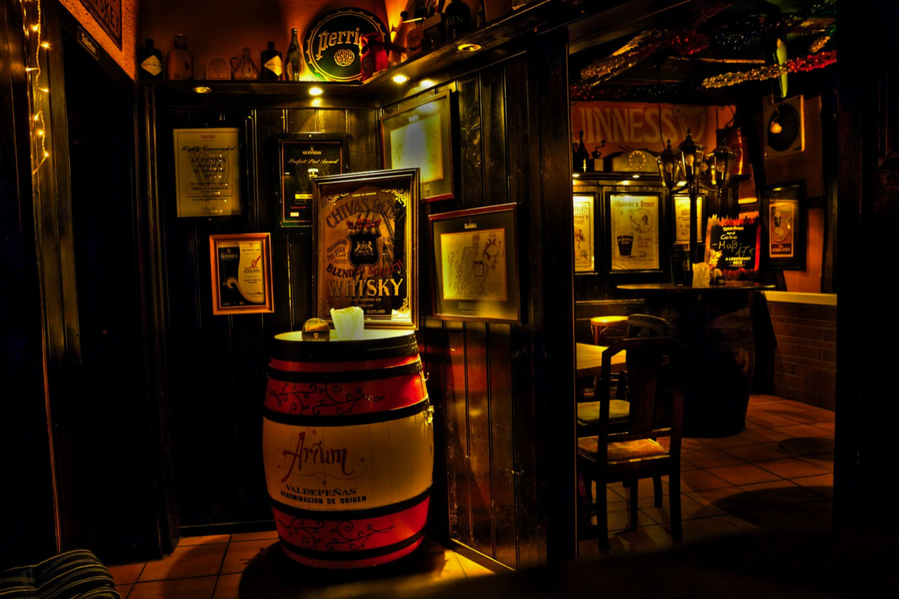 Enjoy a Single Malt Scottish Whisky