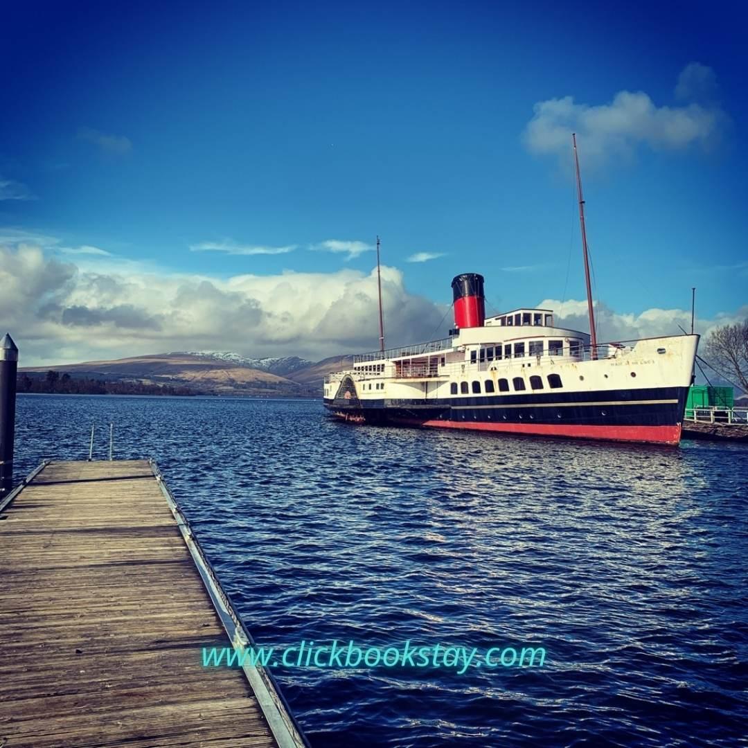 Loch Lomond Instagram Photo