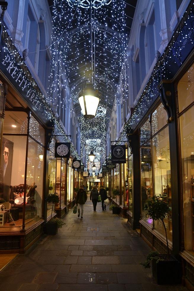 cardiff shopping wales holiday inspiration uk